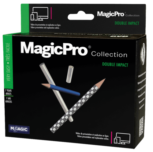 Megagic - MagicPro Collection - Double Impact