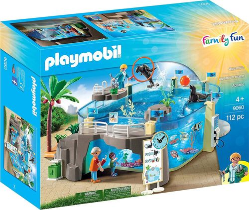 Playmobil 9060 - Family Fun: Acuario