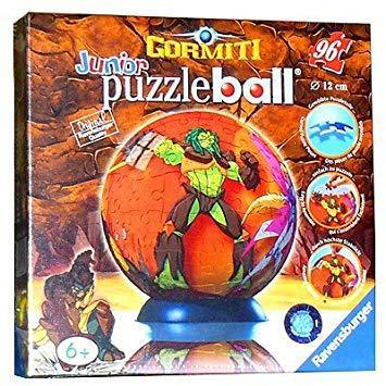 Ravensburger - Puzzleball Junior: Gormiti 96 Piezas