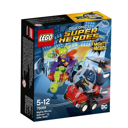 Lego 76069 - Mighty Micros: Batman vs. Polilla Asesina
