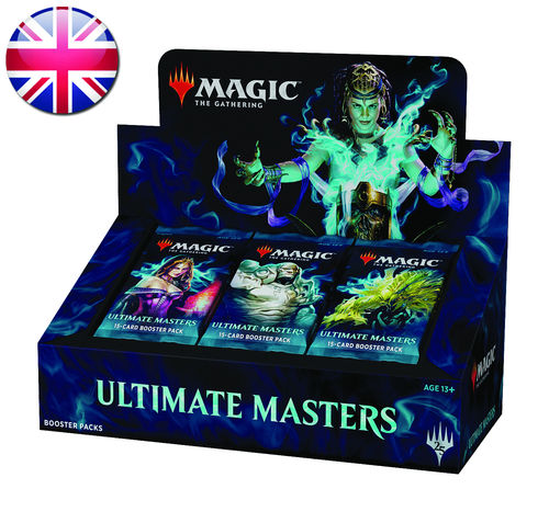 Ultimate Masters - Magic Box - Inglés