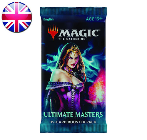 Ultimate Masters - Magic Booster - Inglés