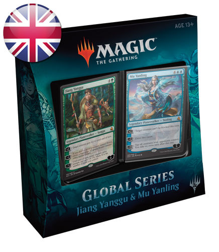 Global Series: Jiang Yanggu vs. Mu Yanling - Magic