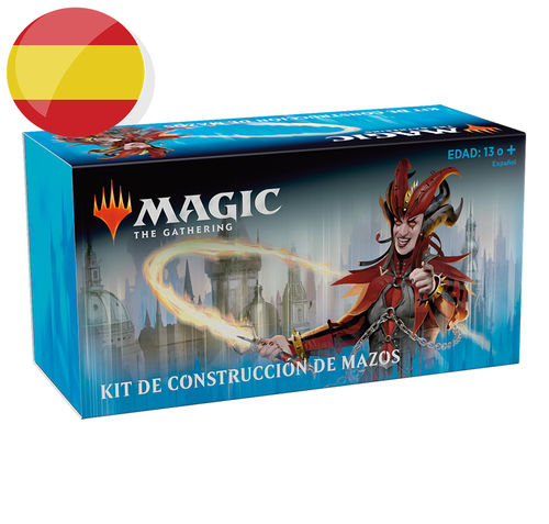 La Lealtad de Ravnica - Kit de Constructor de Mazos - Magic Castellano