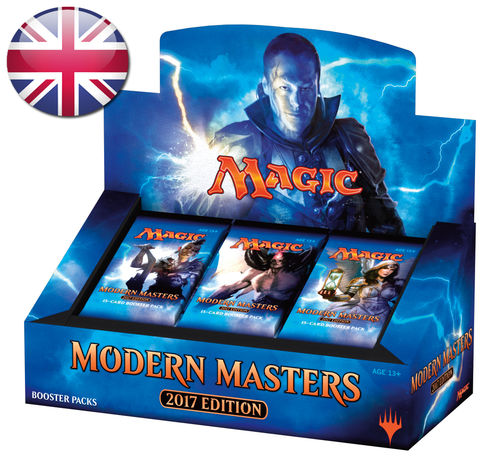 Modern Masters 2017 - Booster Box - Magic