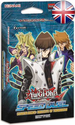 Yu-Gi-Oh - Speed Duel: Dueslist of Tomorrow - Inglés