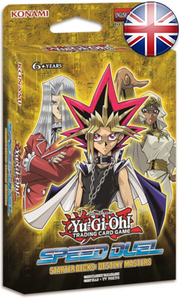 Yu-Gi-Oh - Speed Duel - Starter Deck: Destiny Masters