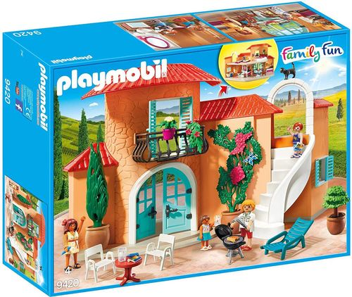 Playmobil 9420 - Family Fun - Chalet