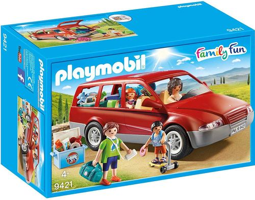 Playmobil 9421 - Family Fun - Coche Familiar