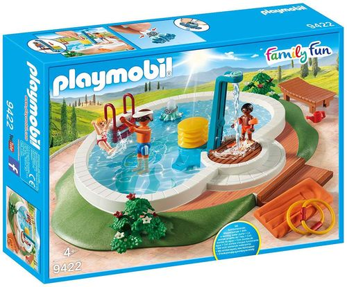 Playmobil 9422 - Family Fun - Piscina