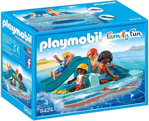Playmobil 9424 - Family Fun - Patinete