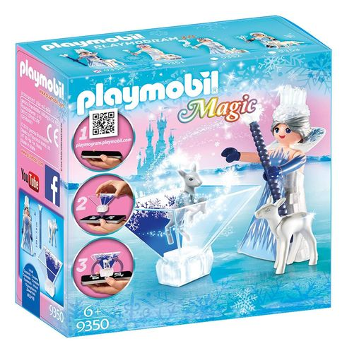Playmobil 9350 Magic - Princesa Cristal de Hielo