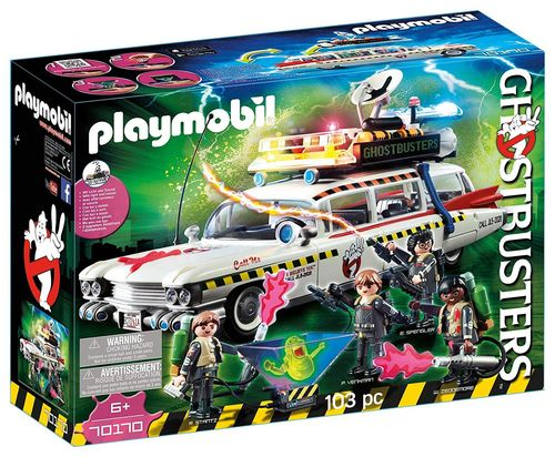Playmobil 70170 - Ghostbusters - Ecto-1A