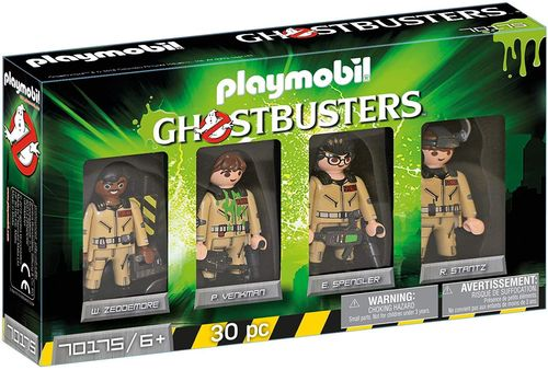 Playmobil 70175 - Ghostbusters Set de Figuras