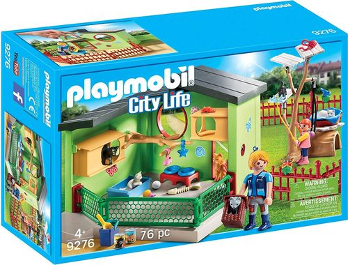 Playmobil 9276 - City Life - Refugio para Gatos