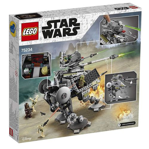 Lego 75234 - Star Wars - Caminante AT-AP