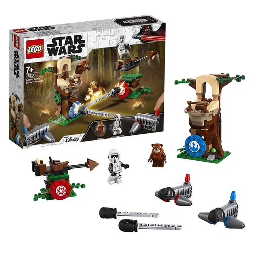 Lego 75238 - Action Battle: Asalto a Endor