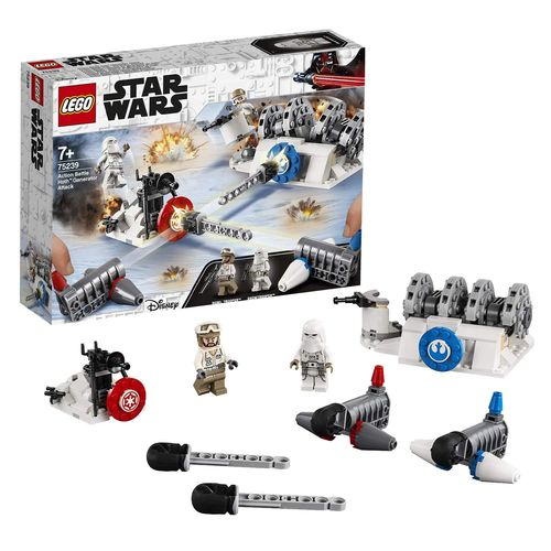 Lego 75239 - Action Battle: Ataque al Generador de Hoth