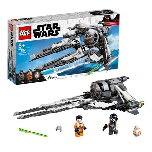 Lego 75242 - Interceptor TIE Black Ace