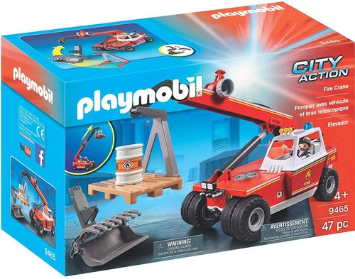Playmobil 9465 - City Action - Elevador