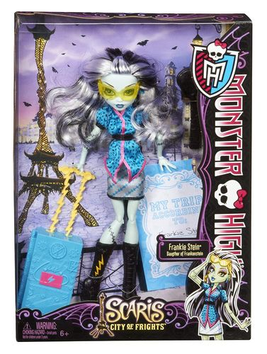Monster High - Frankie Stein: Scaris