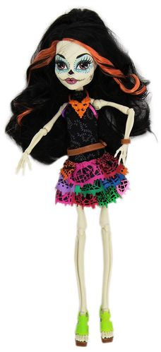 Monster High - Skelita Calaveras: Scaris