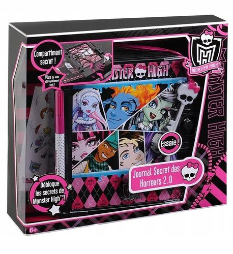Monster High - Diario Monstruoso 2.0