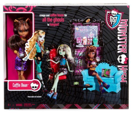 Monster High - Café