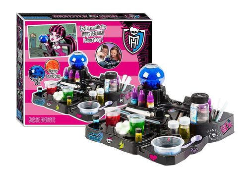 Monster High - Laboratorio Monstruoso