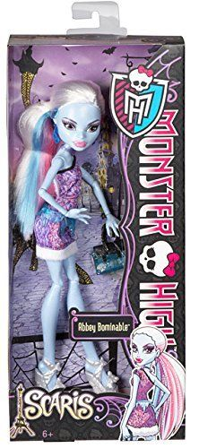 Monster High - Abbey Bominable: Scaris