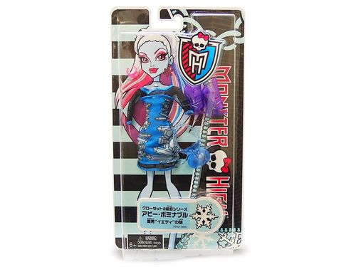 Monster High - Abbey Bominable: Vestido