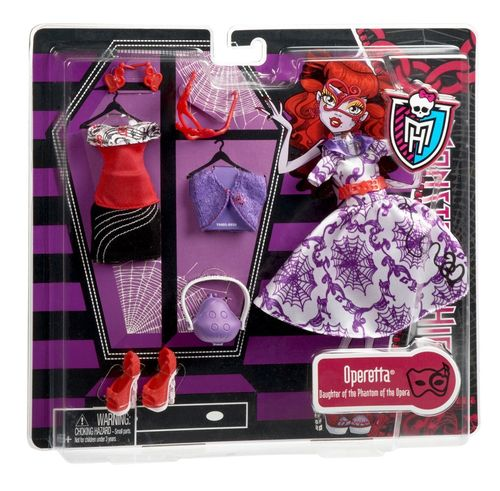 Monster High - Operetta: Vestido
