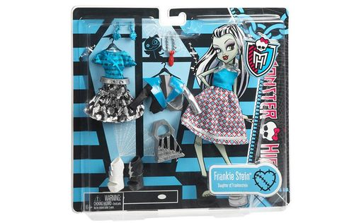 Monster High - Frankie Stein: Vestido