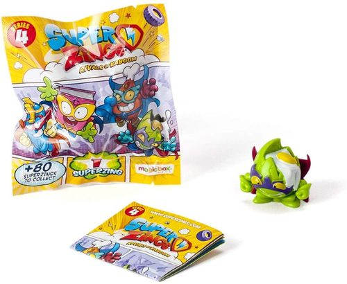 Super Zings - Kid Kaboom - Serie 4