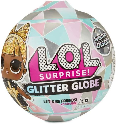 LOL Surprise - Holiday Glitter Globe