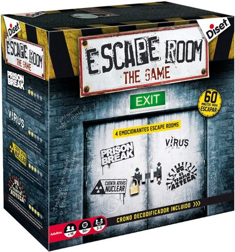 Diset - Escape Room: The Game 1
