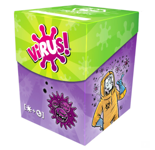 Virus - Deck Box