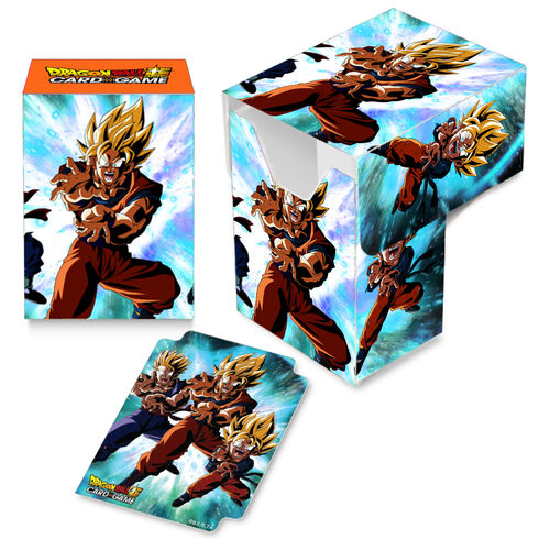 Dragon Ball Super - Deck Box: KameHameHa Familiar