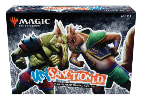 Magic the Gathering - Unsanctioned (English)