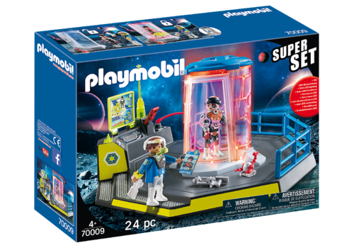 Playmobil 70009 - Space - SuperSet Galaxia
