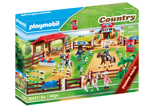 Playmobil 70337 - Country - Gran Torneo Ecuestre