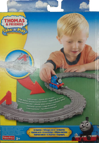 Thomas & Friends - Take-n-Play - S-Curve