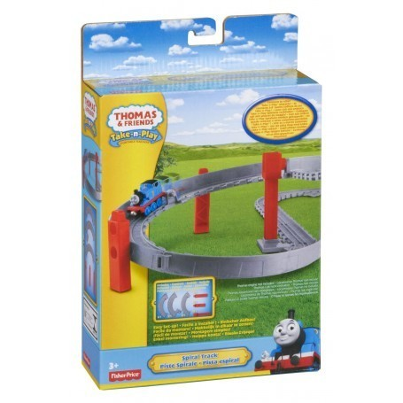 Thomas & Friends - Take-n-Play - Spiral Track