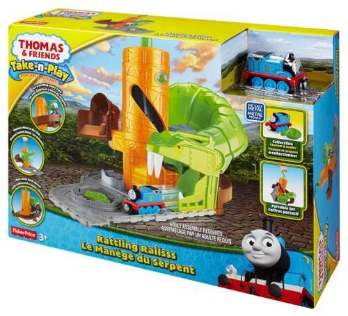 Thomas & Friends - Take-n-Play - Circuito de la Serpiente
