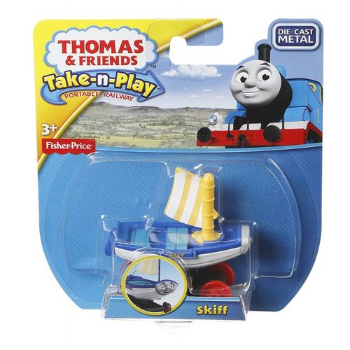 Thomas & Friends - Take-n-Play - Barquita Skiff