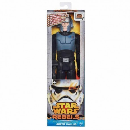 Star Wars Rebels - Agente Kallus
