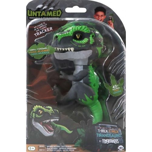 Fingerlings T-Rex Tracker - Edición Verde