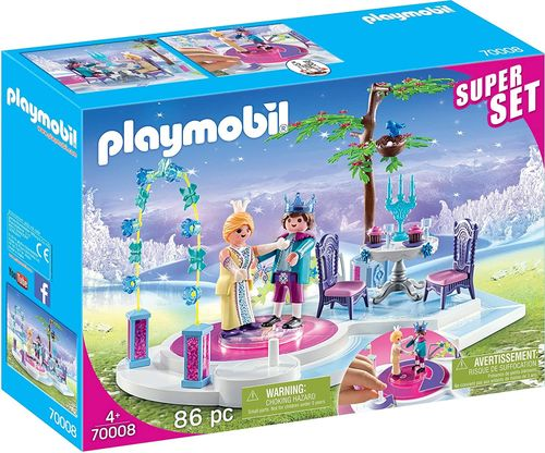 Playmobil 70008 - Super Set Baile Real