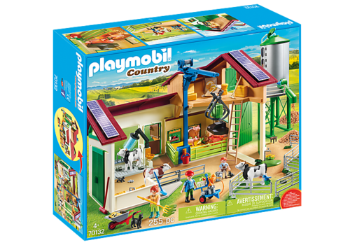 Playmobil 70132 Country - Granja con Silo