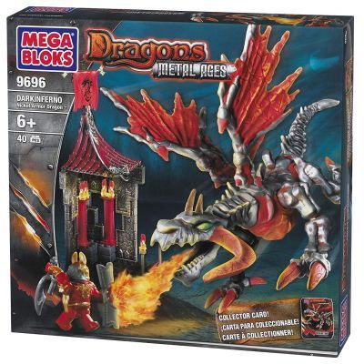 Mega Bloks - Dragons: Metal Ages 9696